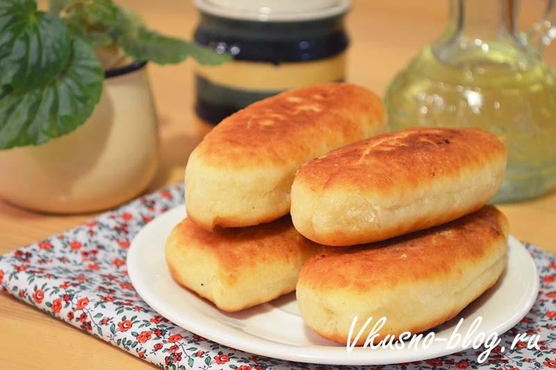 Пирожки с творогом рецепт