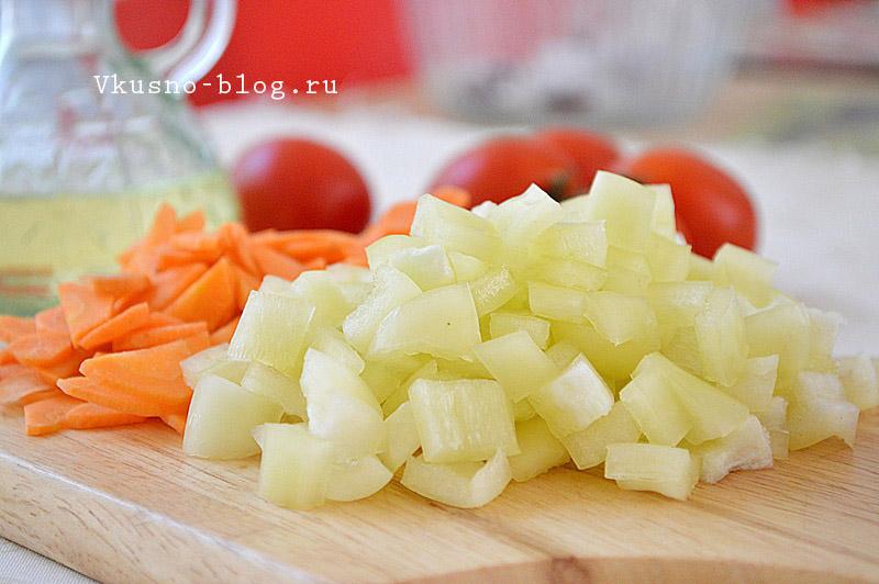 Овощной соус для спагетти рецепт приготовления
