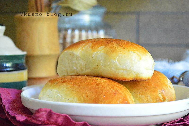 Как приготовить пирожки с капустой в духовке