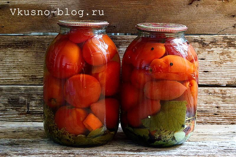 Сладкие маринованные помидоры на зиму 6