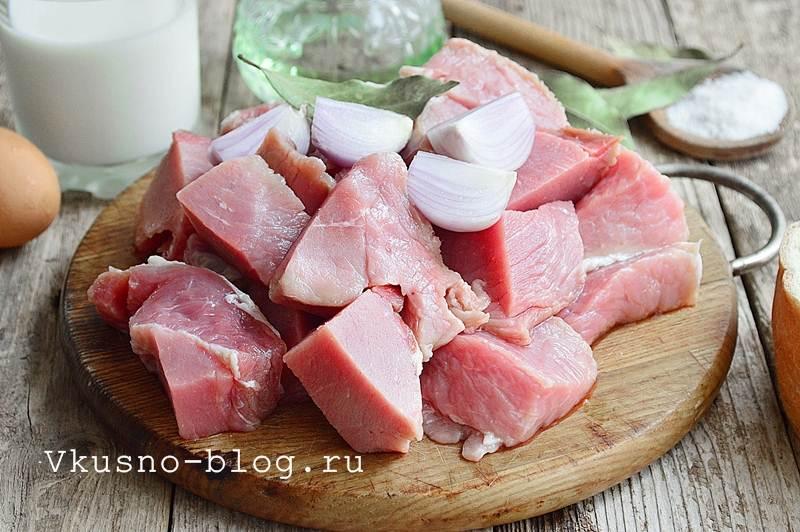 Вкусные котлеты из свинины 2
