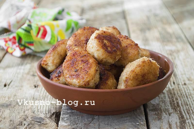 Куриные котлеты, рецепт с кабачком 4