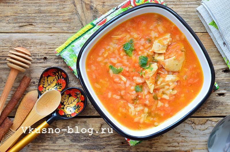 рецепт супа харчо в мультиварке