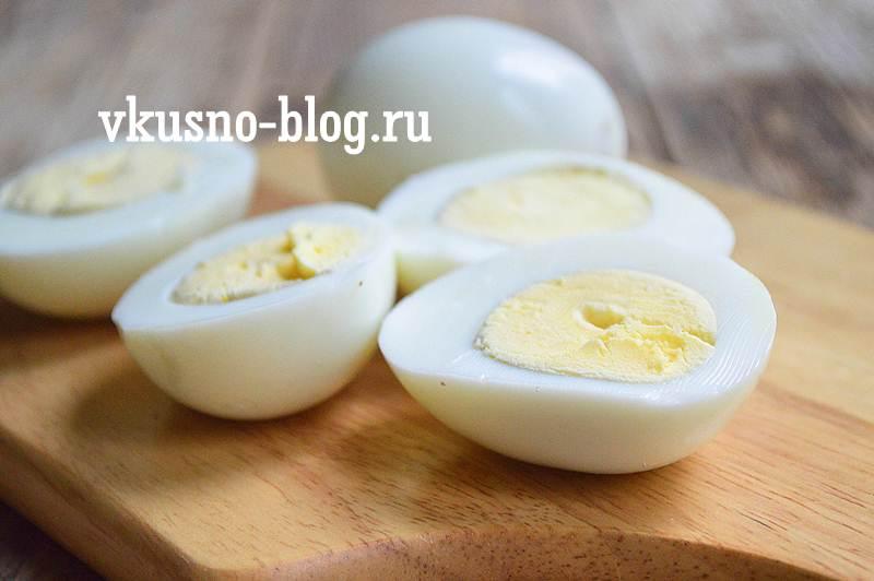 Как нафаршировать яйца
