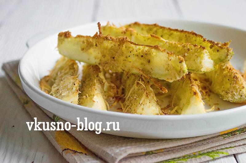 Простой рецепт кабачков в духовке