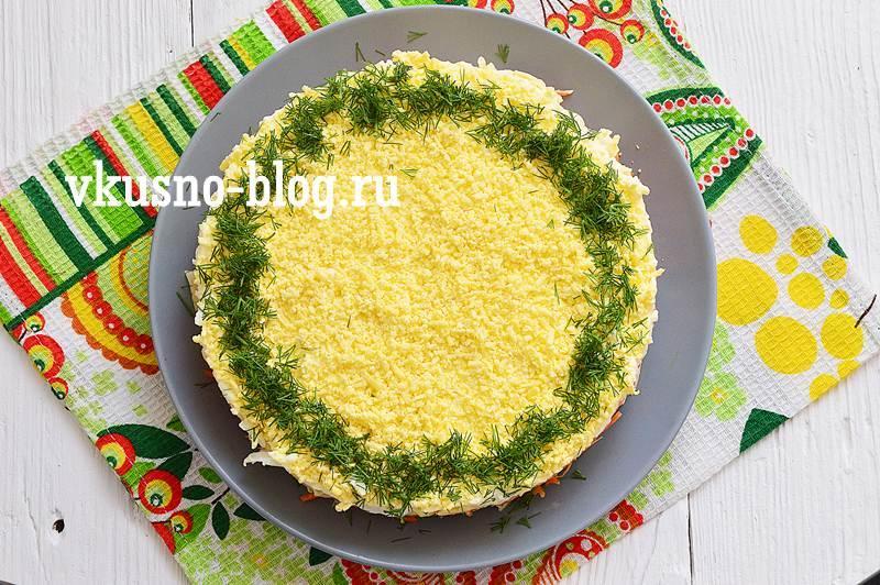Салат бунито челентано