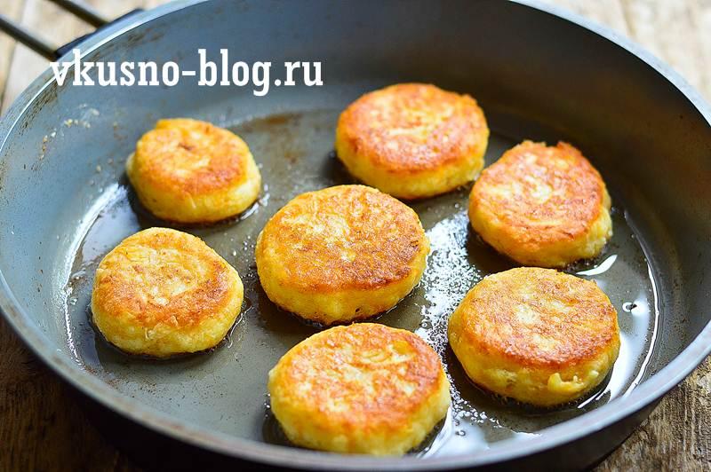 Сырники с морковью рецепт