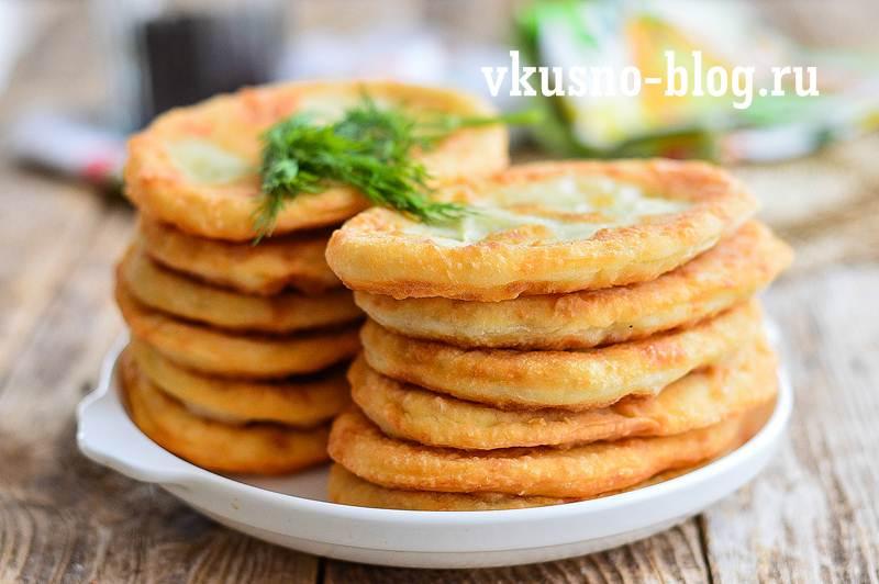 Жареные пирожки рецепт пошагово