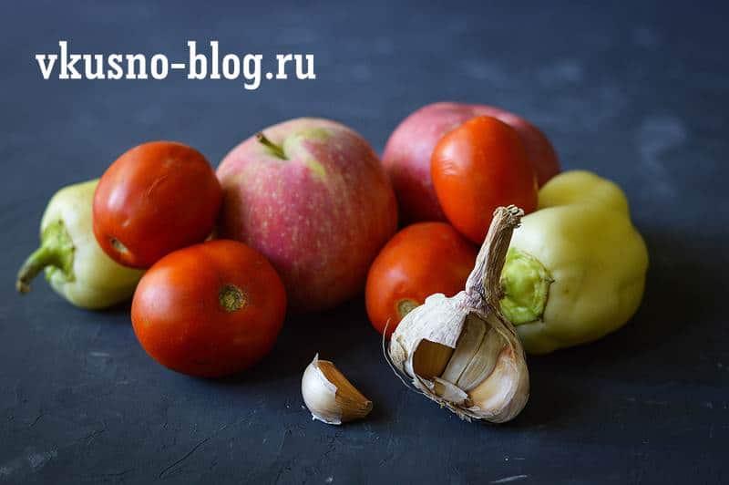 Томатный домашний соус на зиму рецепт пошагово