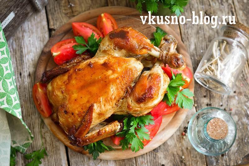 Курица в мультиварке рецепт с фото