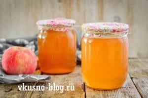 Яблочный сок на зиму. Пошаговый рецепт с фото