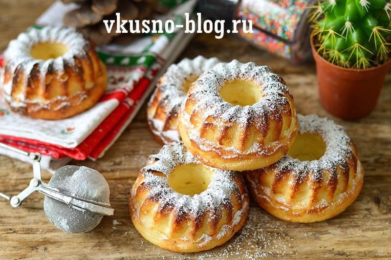 Сырники в духовке с пошаговым фото