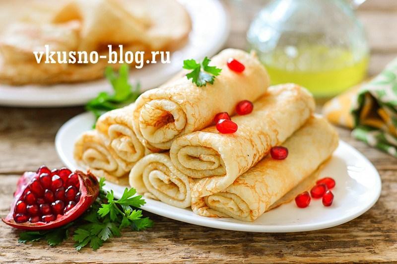 Блины на картофельном отваре - пошаговый рецепт с фото