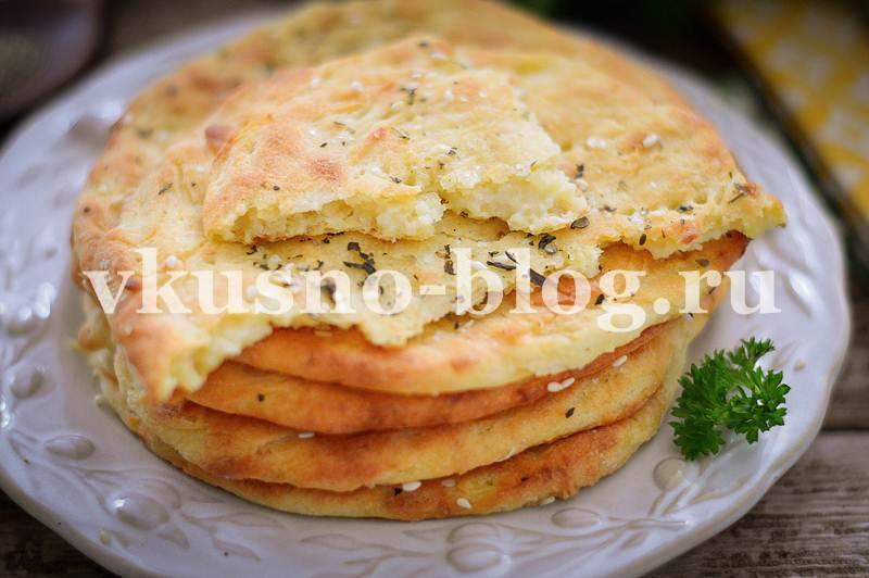 Финские картофельные лепешки в духовке