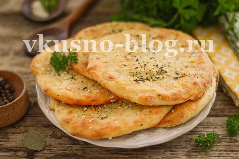 Финские лепешки с картошкой рецепт