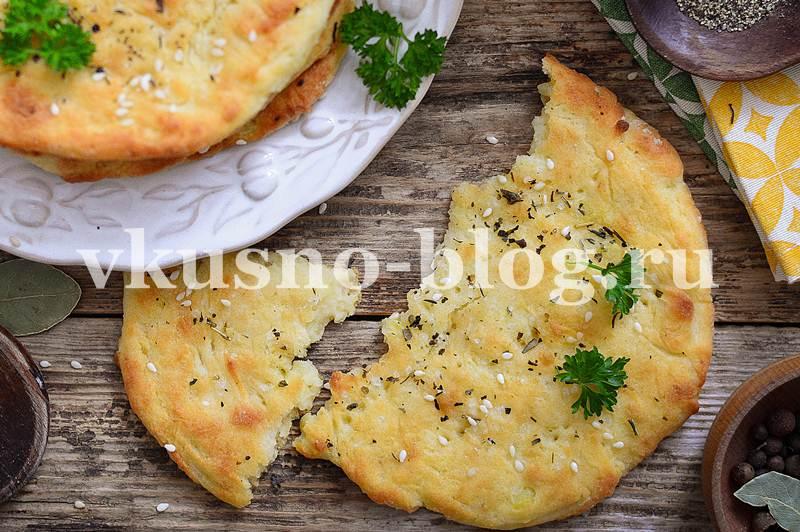 Очень вкусные картофельные лепешки - пошаговый рецепт