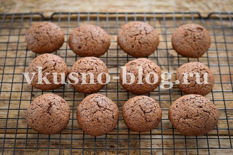 Печенье с какао - рецепт