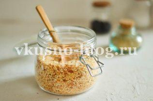Домашние панировочные сухари рецепт