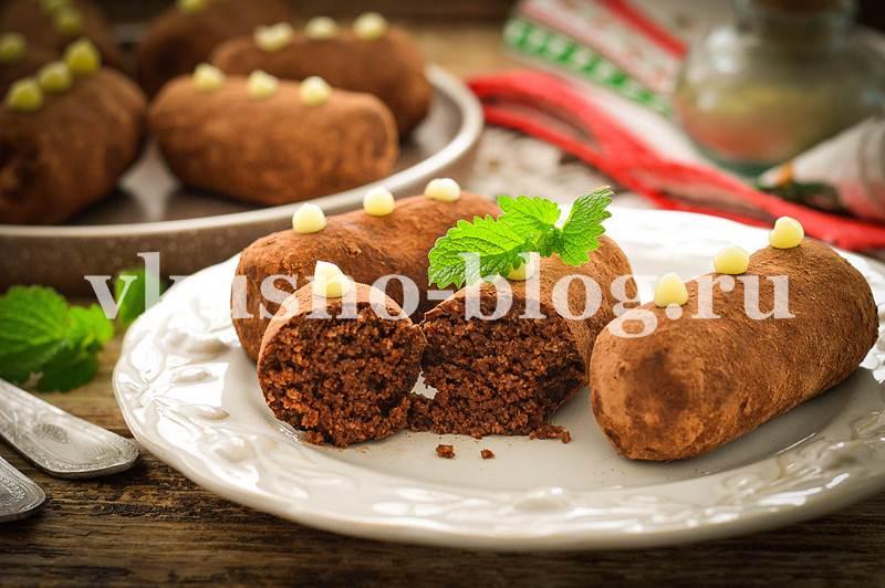 Пирожное картошка рецепт в домашних условиях
