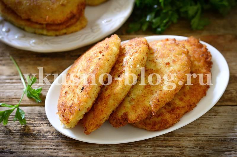 Котлеты из цветной капусты - самый вкусный рецепт